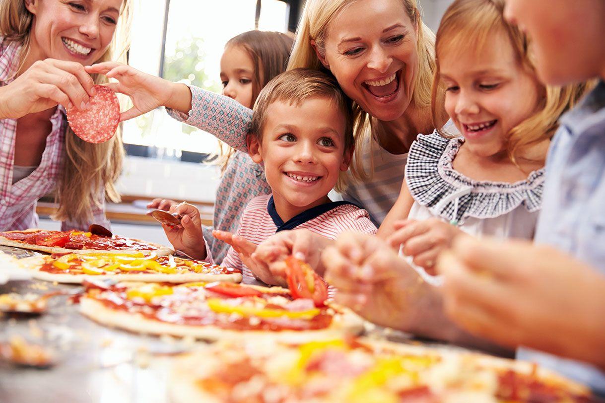 Celebra cumpleaños en Pizzeria Desi