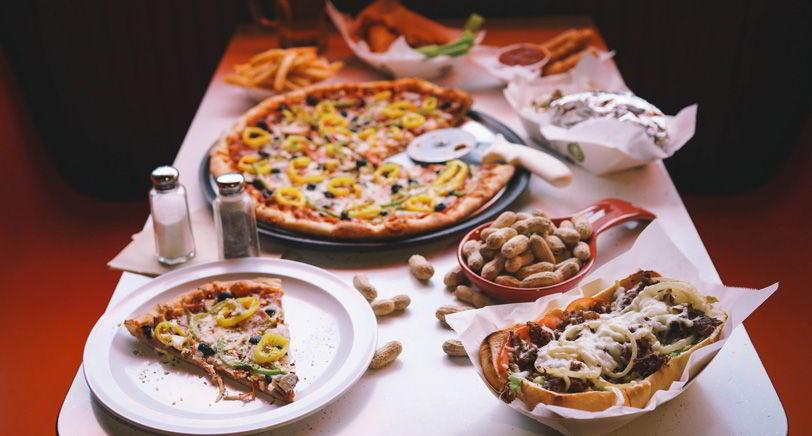 Pizzas a Domicilio Granada