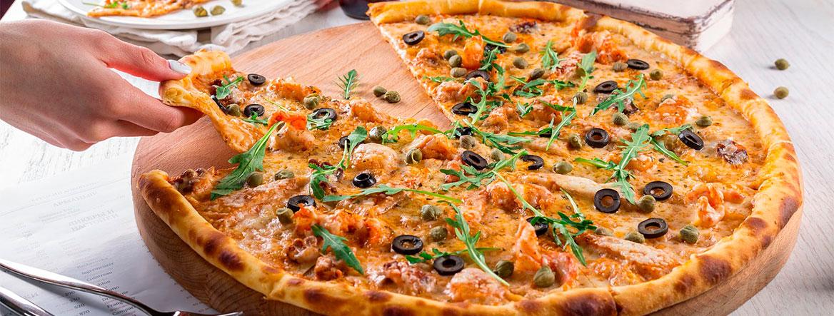 Mejores Pizzas Granada